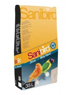 SANIBIRD ARENA PARA JAULAS - TAMAÑO: 35 LITROS