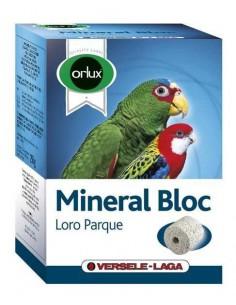 MINERAL BLOC LORO PARK - TAMAÑO: 400 GR