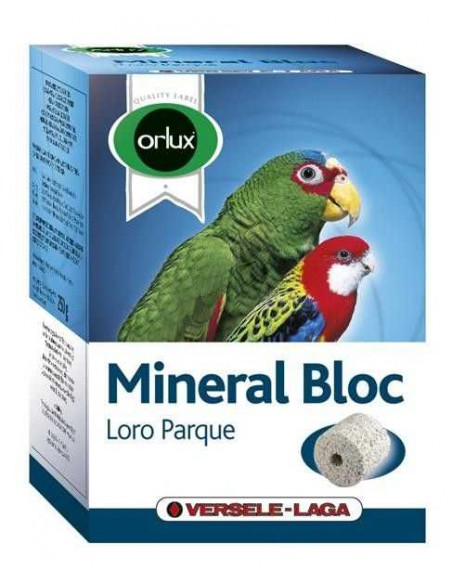 ORLUX MINERAL BLOC LORO PARK