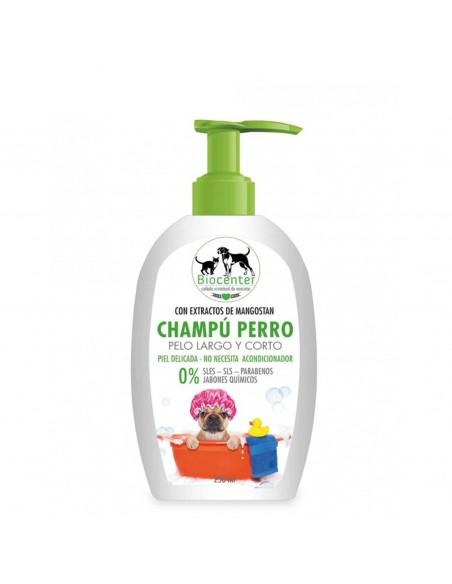 CHAMPÚ PARA TODO TIPO DE PELO 250 ML