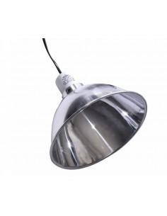 LÁMPARA DE ALUMINIO ALU CLAMP LAMP MODELO PEQUEÑA (Ø 14 CM - MAX 60W)