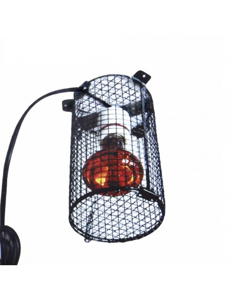 SOPORTE PARA LÁMPARA LAMP-CAGE - MODELO: PEQUEÑO(Ø 12 CM X 16 CM) - 2