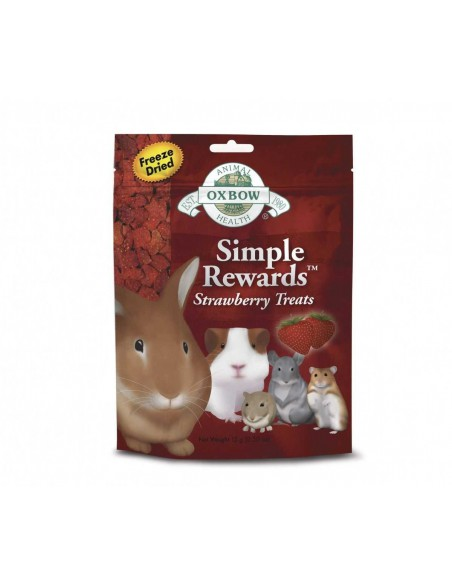 OXBOW SIMPLE REWARDS FRESA 30 GR