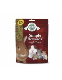 OXBOW SIMPLE REWARDS VEGETALES 30 GR - TAMAÑO: 30 GR