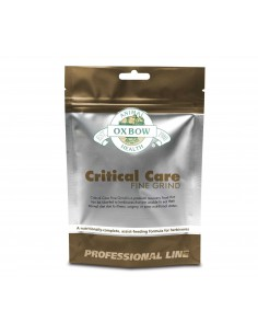 OXBOW CRITICAL CARE FINE GRIND CUIDADOS INTENSIVOS 100 GR