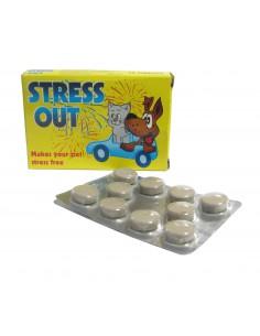 STRESS OUT ¡FUERA EL ESTRÉS! 10 COMPRIMIDOS
