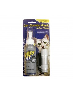 URINE-OFF ¡ADIÓS AL PIS! GATO Y GATITO SPRAY TAMAÑO 118 ML