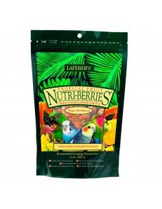 NUTRI-BERRIES FRUTAS TROPICALES PARA NINFAS Y AVES MEDIANAS - TAMAÑO: 300 GR