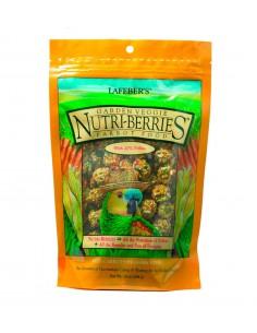 NUTRI-BERRIES JARDÍN VEGETAL PARA LOROS - TAMAÑO: 284 GR