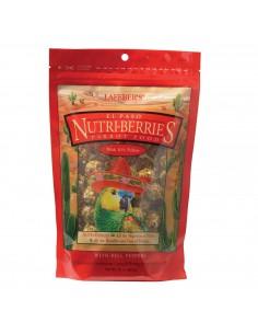 NUTRI-BERRIES EL PASO PARA LOROS - TAMAÑO: 284 GR
