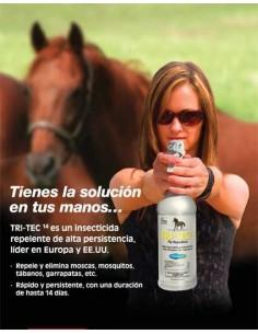 REPELENTE DE INSECTOS TRITEC - TAMAÑO: 946 ML