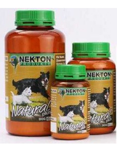 NEKTON NATURAL PLUS DOG - TAMAÑO: 100 GR