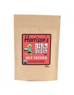 HARRISONS BIRD BREAD HOT PEPPER 255 GR
