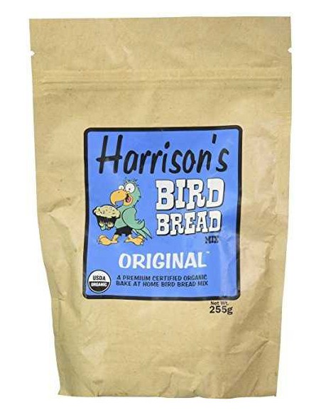 HARRISONS BIRD BREAD ORIGINAL 255 GR - TAMAÑO: 255 GR