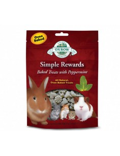 OXBOW SIMPLE REWARDS HORNEADAS CON HIERBABUENA 60 GR