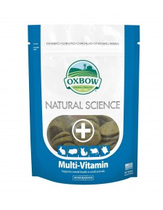 OXBOW NATURAL SCIENCE MULTI-VITAMINAS 120 GR - TAMAÑO: 120 GR