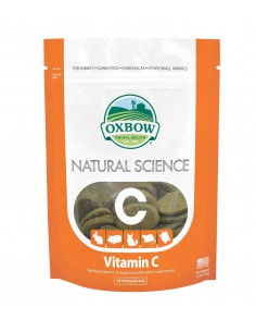 OXBOW NATURAL SCIENCE VITAMINA C 120 GR - TAMAÑO: 120 GR