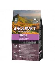 ARQUIVET ADULT CORDERO Y ARROZ - TAMAÑO: 3 KG