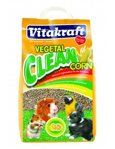 VITAKRAFT VEGETAL CLEAN CORN - TAMAÑO: 8 LITROS