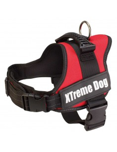 XTREME DOG - COLOR: ROJO - TALLA: S
