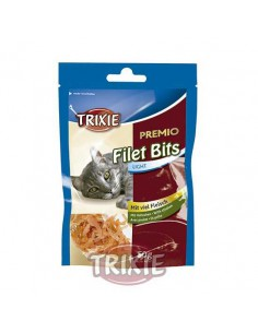 PREMIO LIGHT FILET BITS POLLO - TAMAÑO: 50 GR