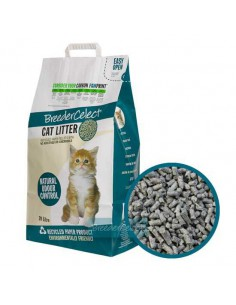 CAT-LITTER PAPEL RECICLADO