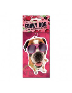 AMBIENTADOR FUNKY DOG AIR FRESH CEREZA