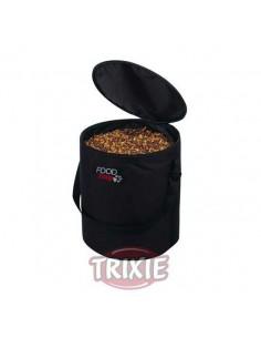 TRIXIE FOOD BAG - COLOR: NEGRO - TAMAÑO: Ø29 CM / 35 CM