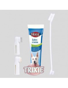 TRIXIE SET HIGIENE DENTAL PARA PERROS