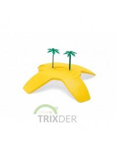TORTUGUERA TURTLE BEACH - TAMAÑO: 32 X 27 X 7 CM