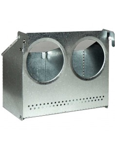 COMEDERO PLEGABLE COFLEX - 2 DEPARTAMENTOS COPELE - MODELO: TAPA DE PLÁSTICO