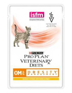 PRO PLAN VETERINARY DIETS FELINE OM OBESITY MANAGEMENT