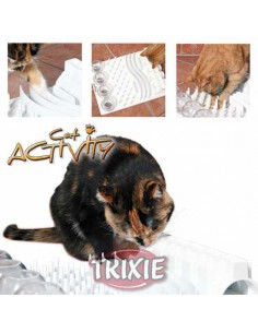 CAT ACTIVITY FUN BOARD - 5 OPCIONES - TAMAÑO: 30 X 40 CM