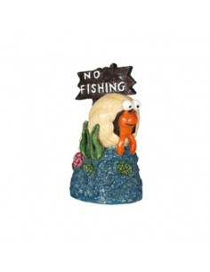 FIGURA NO FISHING - TAMAÑO: 7 CM