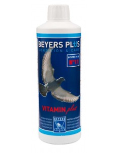 BEYERS PLUS VITAMIN PLUS