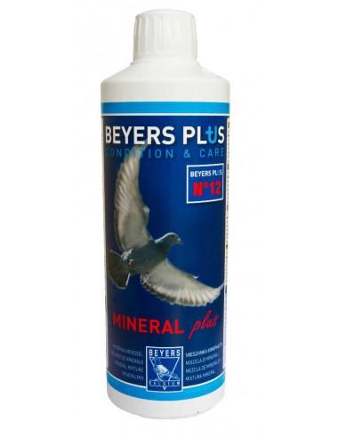 BEYERS PLUS MINERAL PLUS - Tamaño: 400 ml