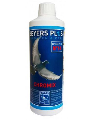 BEYERS PLUS CHROMIX - Tamaño: 400 ml