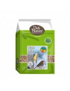 DELI NATURE YEAR MIX - SILVESTRES - TAMAÑO: 1 KG
