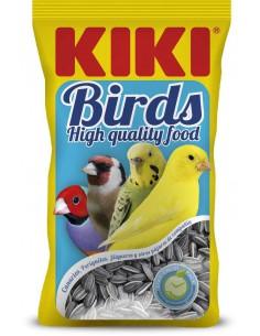 KIKI BIRD PIPAS DE GIRASOL EXTRA GRUESAS - TAMAÑO: 23 KG