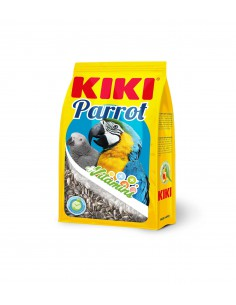 KIKI PARROT PIPAS DE GIRASOL - TAMAÑO: 500 GR