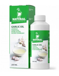 ACEITE DE AJO NATURAL GARLIC OIL