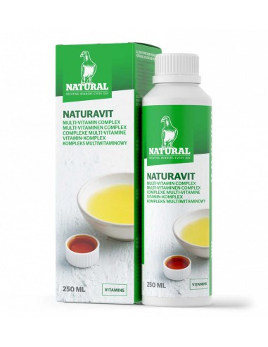 NATURAL NATURAVIT PLUS - TAMAÑO: 250 ML