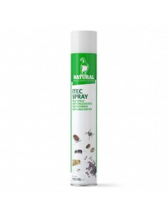 SPRAY ANTIPARASITOS - TAMAÑO: 750 ML