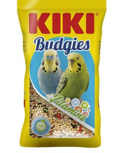 KIKI BUDGIES - PERIQUITOS