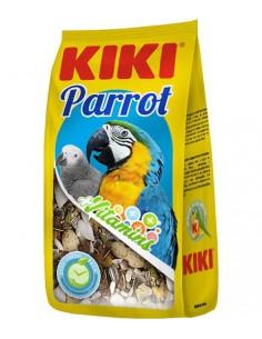 KIKI PARROTS MIXTURA LOROS Y COTORRAS - TAMAÑO: 600 GR