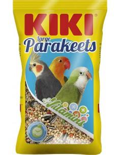 KIKI PARAKEETS COTORRITAS, NINFAS Y AGAPORNIS - TAMAÑO: 1 KG
