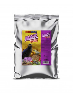 KIKI EXCELLENT MAX MENU INSECTIVOROS-FRUTIVOROS - TAMAÑO: 500 GR