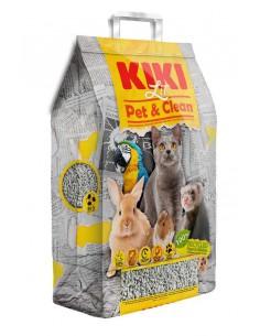 KIKI LIT PET&CLEAN LECHO DE PAPEL - TAMAÑO: 10 LITROS