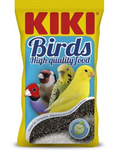 KIKI BIRDS NEGRILLO - TAMAÑO: 4 KG
