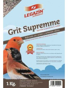 LEGAZÍN PROFESSIONAL GRIT SUPREMME - TAMAÑO: 1 KG